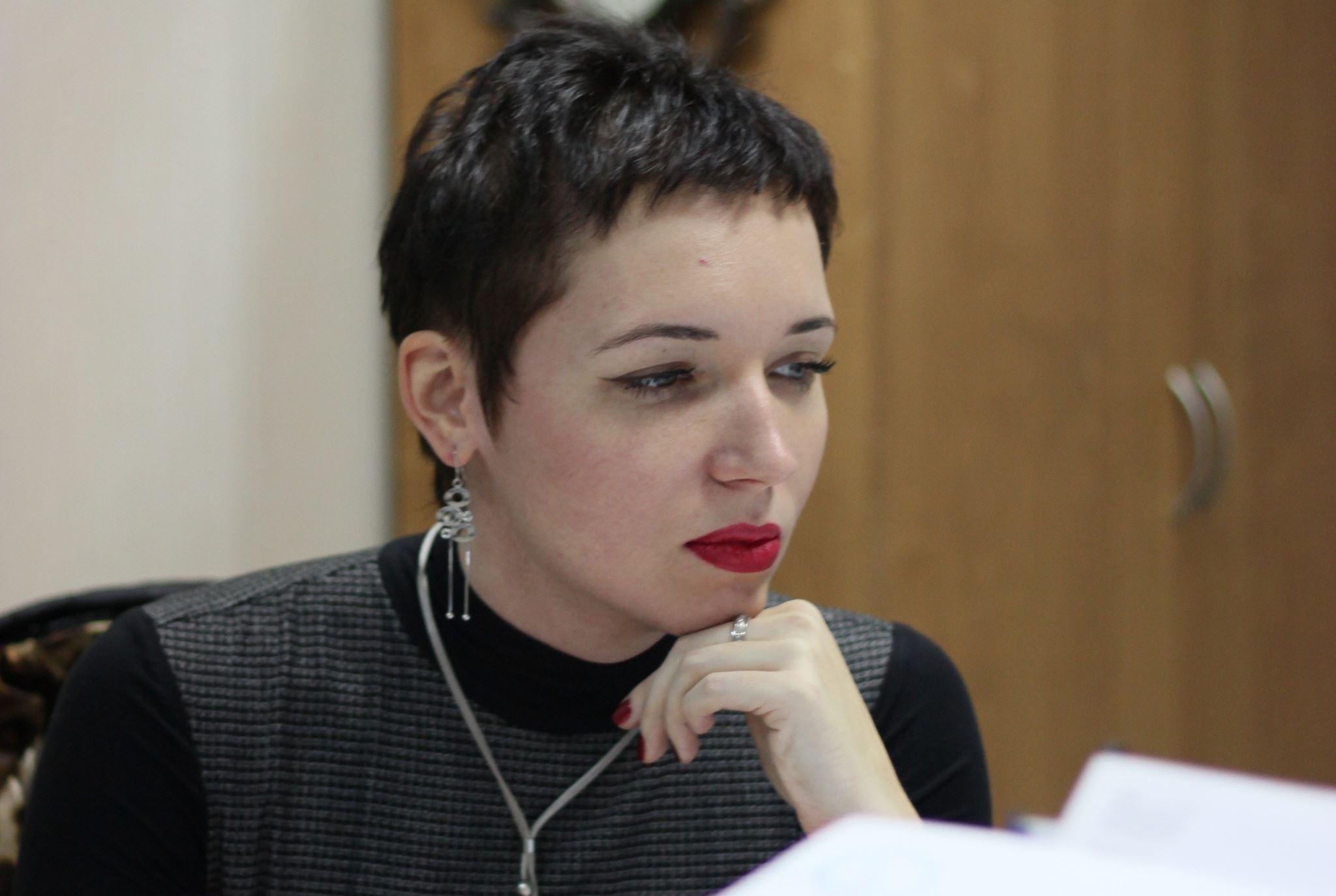Мария Пальчикова
